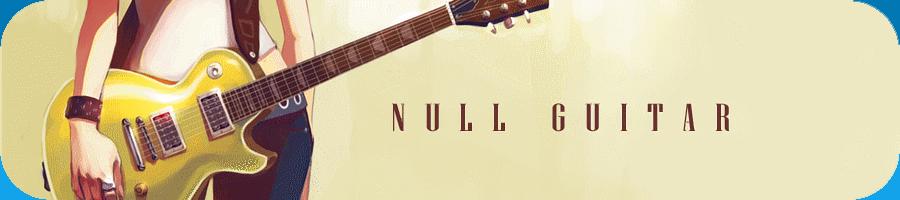 Null Guitar