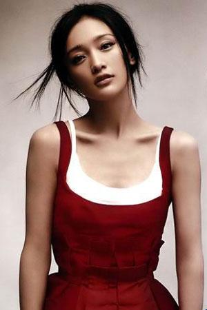 Zhou Xun : painted skin Xin_4910