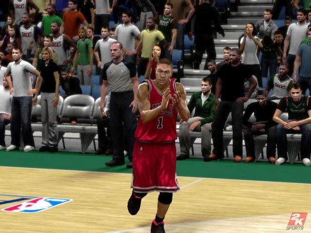 Chicago Bulls (1) vs Milwaukee Bucks (2) [EAST] Derric19