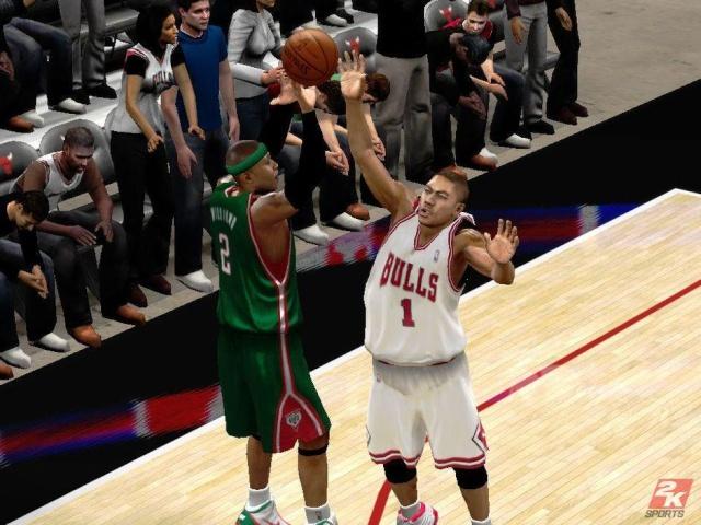 Chicago Bulls (1) vs Milwaukee Bucks (2) [EAST] Derric20