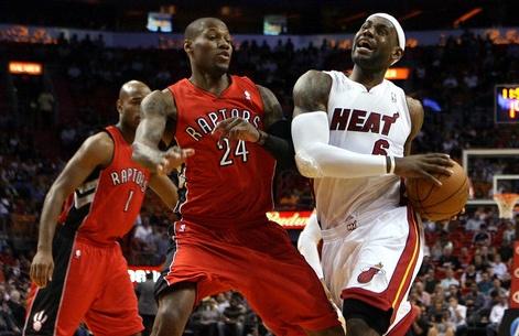 [EAST] Toronto Raptors (1) vs Miami Heat (2) Imager10