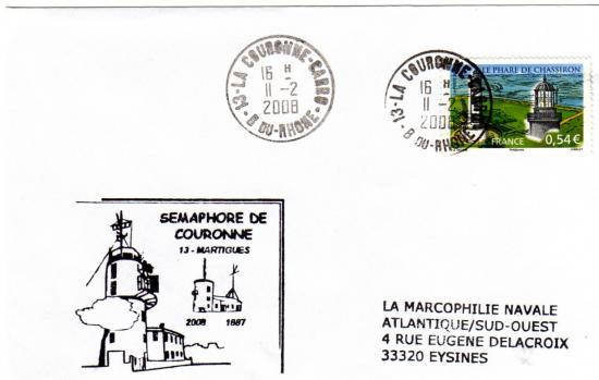 SÉMAPHORE - CAP COURONNE (BOUCHES DU RHÔNE) 13045610