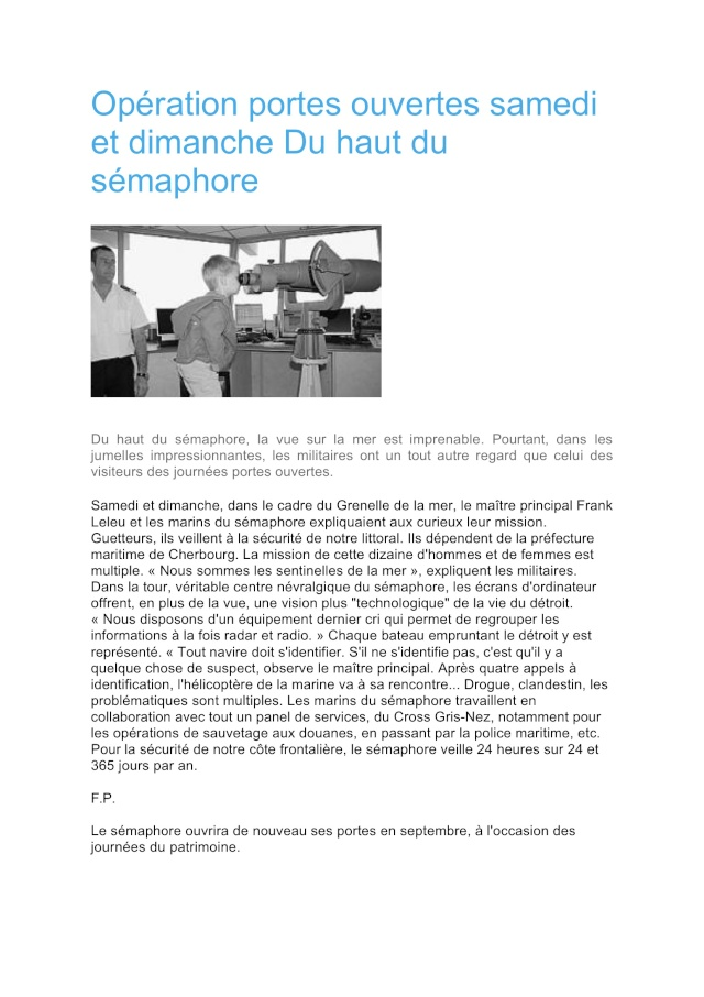 SÉMAPHORE - BOULOGNE (PAS DE CALAIS) Boulog10