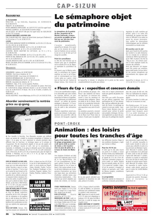 SÉMAPHORE - LE RAZ (FINISTÈRE) Le_raz10