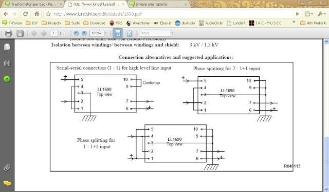 Valab 4395 Platinum 24bit 192k Hi-Bit Re-data DAC USB impressioni Ll169010