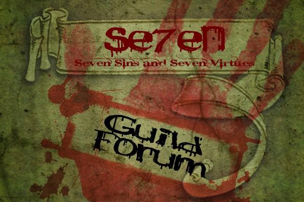 SE7EN Forum