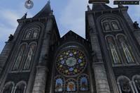 Les Chevaliers du Cercle de Feu Eglise10