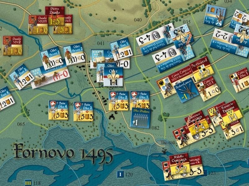 Le plus beau jeu est à venir - Fornovo 1495 Exampl10