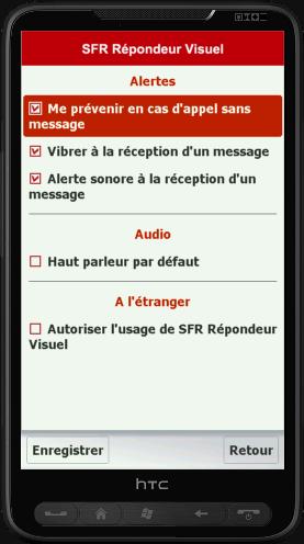 SFR répondeur visuel Sfr_ra12