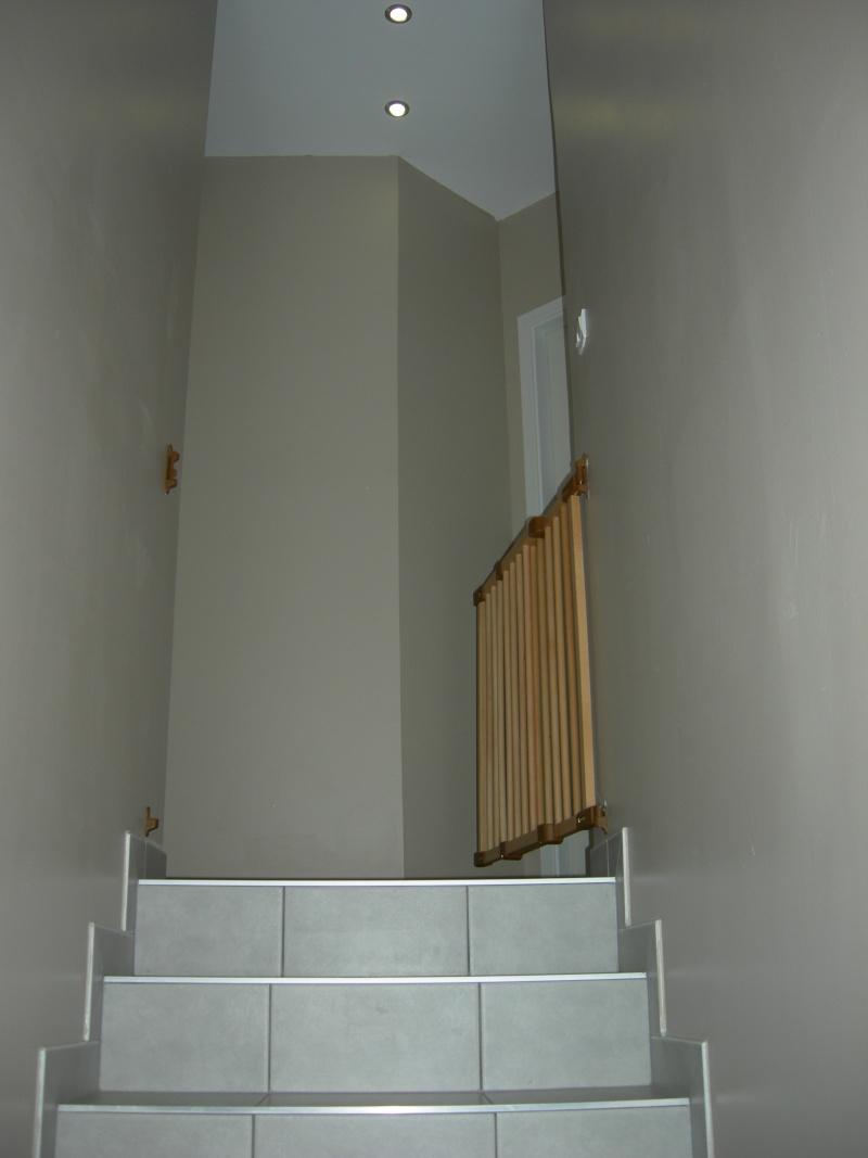 Déco Pour Couloir Trop Triste Trop Sombre - Deco montee d escalier