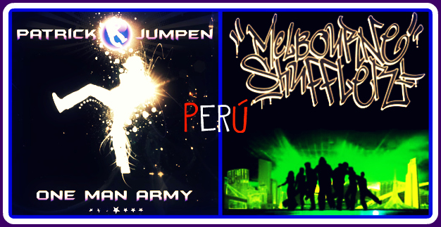 Jumpstyle & Shuffle Perú