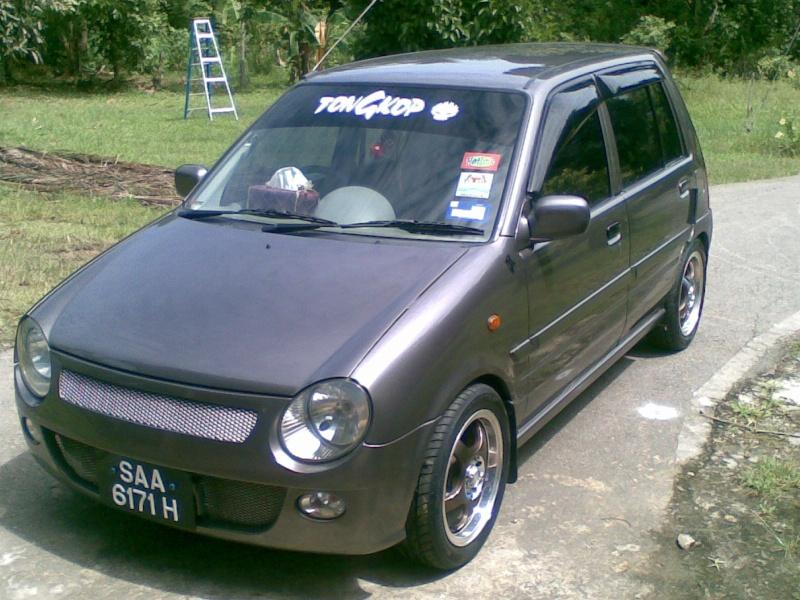 sila upload kereta warga tongkop yang telah memakai sticker tongkop 27012015