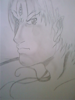 Petit dessin Elfe11