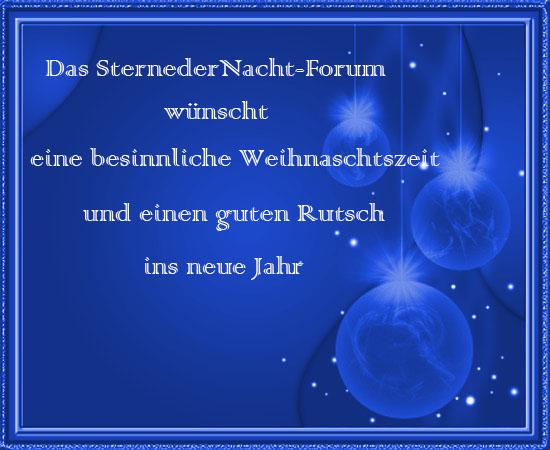 Weihnachtsgrüße für unsere Partner Weihna13