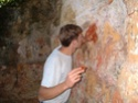 Techniques peintures rupestres... Crachi14