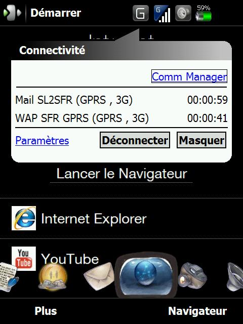 WAPSFR + SL2SFR = problème Screen11