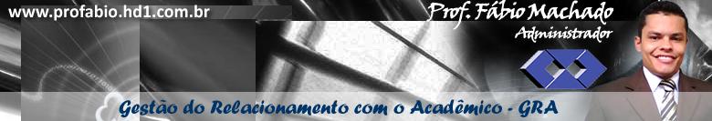 Prof. Fábio Machado - Administrador