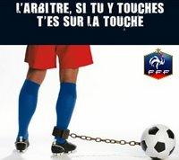 LOU FOOTBALL - Portail Arbitr10