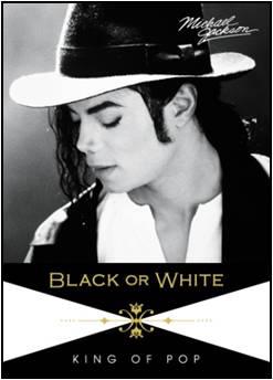 Les cartes Panini Michael Jackson Tradin10