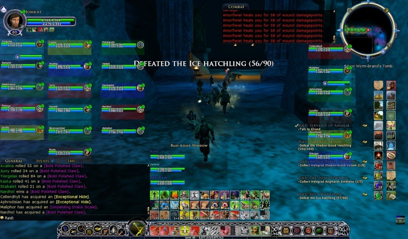 Thorog is down!!! Screen15