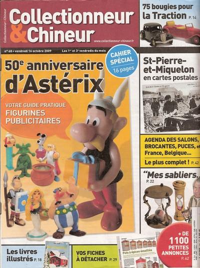 2009, 50 ans d'Astérix et sortie du 34ème albums Cc_20010