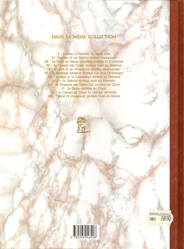Dargaud, édition limitée, 1997 Editio14