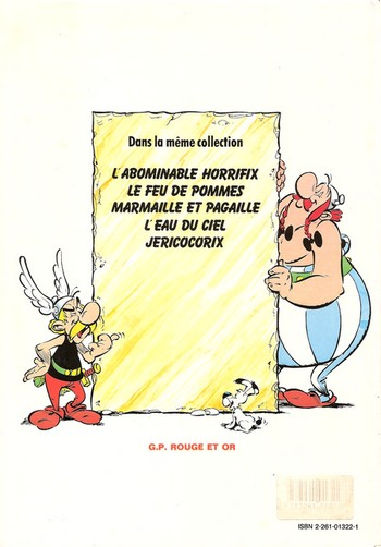 Albums Rouge et Or, édition G.P 1983 G_p_ro11
