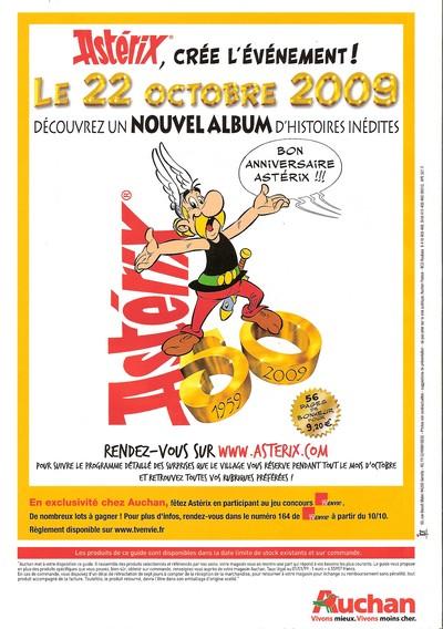 2009, 50 ans d'Astérix et sortie du 34ème albums Guide_11