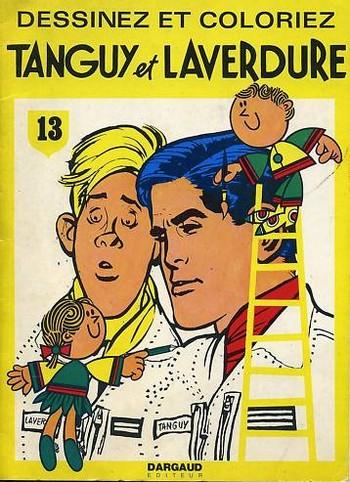 """""""Dessinez et coloriez"""", Dargaud 1971-1972 Na13_t10"""