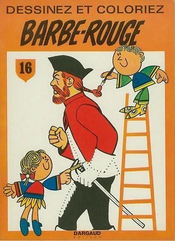 """""""Dessinez et coloriez"""", Dargaud 1971-1972 Na16_b10"""