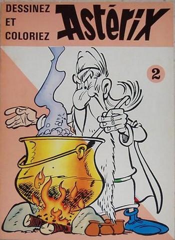 """""""Dessinez et coloriez"""", Dargaud 1971-1972 Na2_as10"""