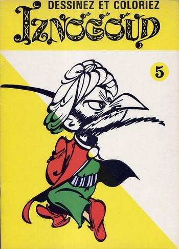 """""""Dessinez et coloriez"""", Dargaud 1971-1972 Na5_iz10"""