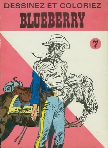 """""""Dessinez et coloriez"""", Dargaud 1971-1972 Na7_bl10"""