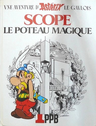Scope le poteau magique, PPB-Saret, 1982 Scope_14
