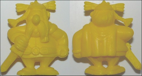 "Figurines monochromes "" Uderzo-80"" Uderzo12"