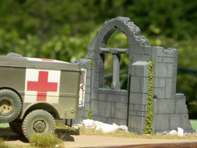 DODGE WC54 Ambulance [ITALERI / BILEK 1/35] - Page 3 2-aram10