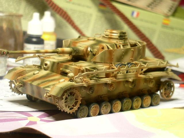 Panzer IV ausf.J [Tamiya 1/35] P1010115