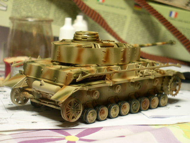 Panzer IV ausf.J [Tamiya 1/35] P1010116