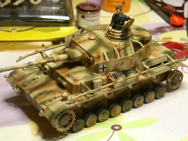 Panzer IV ausf.J [Tamiya 1/35] P1010211