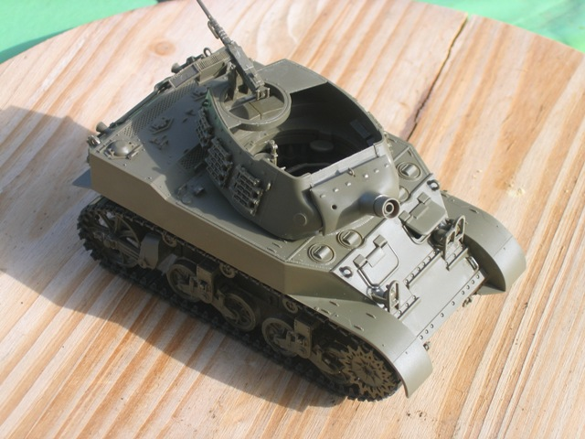 Obusier M8 [Tamiya 1/35 ref.35312] Photo_14