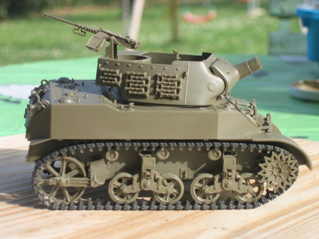 Obusier M8 [Tamiya 1/35 ref.35312] Photo_15