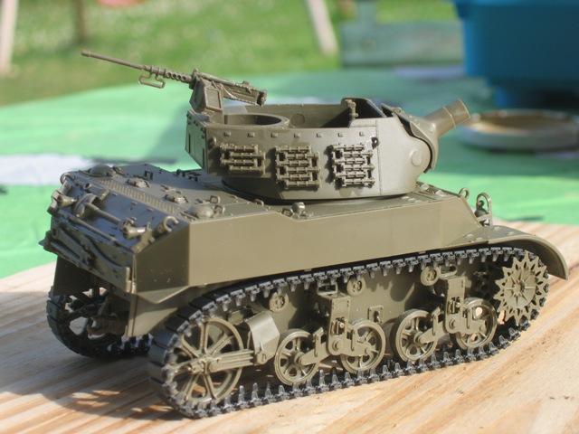 Obusier M8 [Tamiya 1/35 ref.35312] Photo_16
