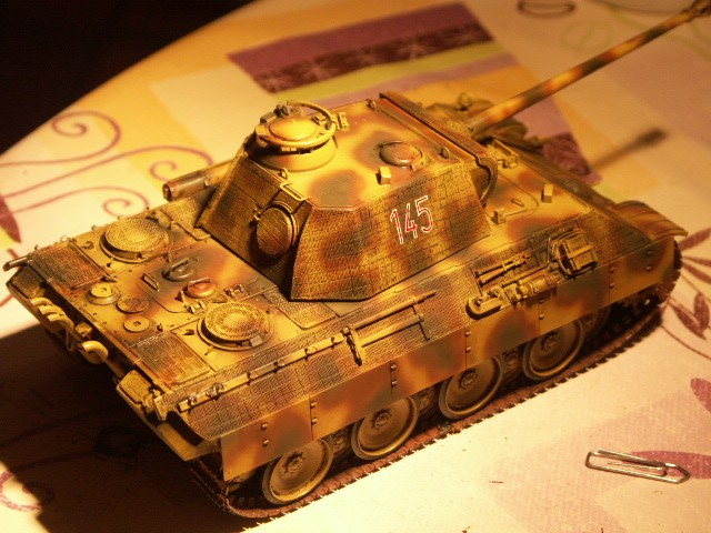 Panther Ausf.A [1/35 ITALERI] Pict0010