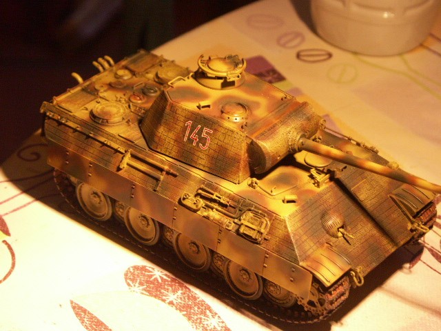 Panther Ausf.A [1/35 ITALERI] Pict0011