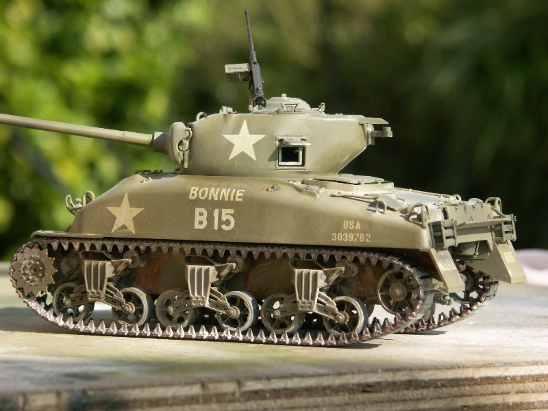 SHERMAN M4A1 (76) [ITALERI 1/35] Pict1110