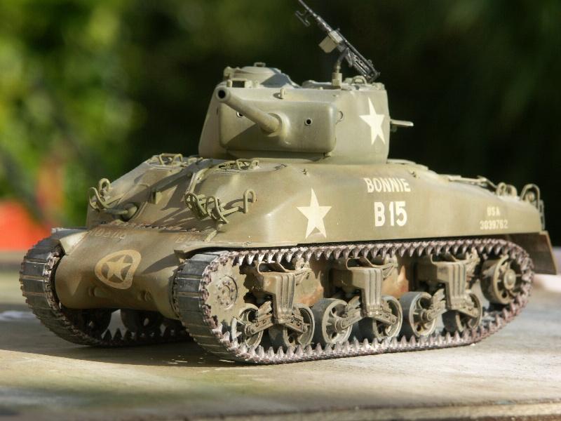 SHERMAN M4A1 (76) [ITALERI 1/35] Pict1111