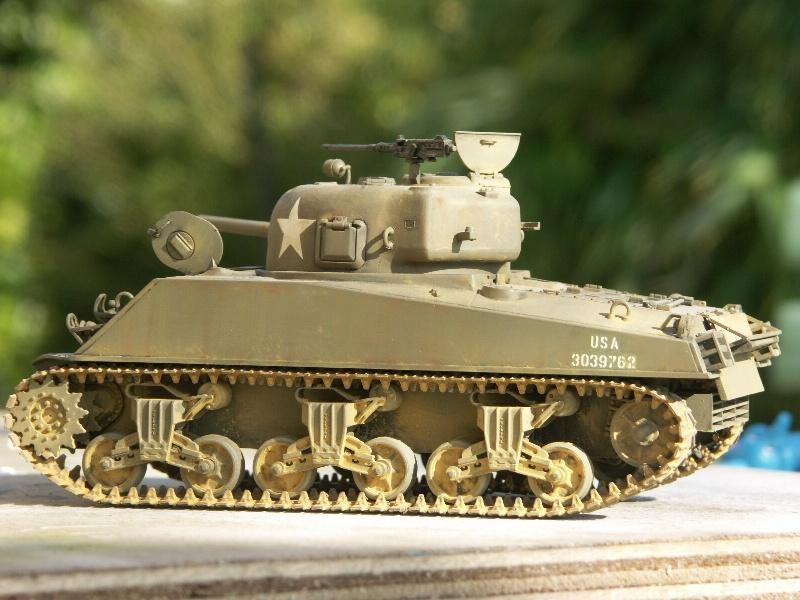 SHERMAN M4A3 [TAMIYA 1/35] Pict1114