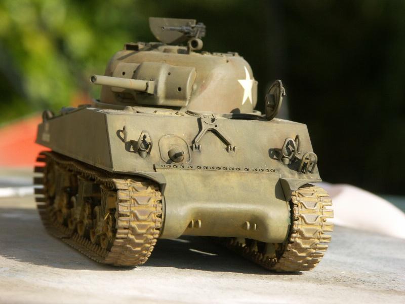 SHERMAN M4A3 [TAMIYA 1/35] Pict1116