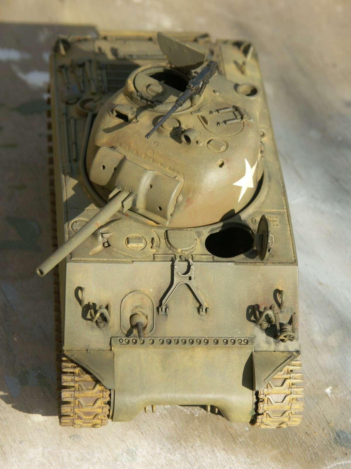 SHERMAN M4A3 [TAMIYA 1/35] Pict1117