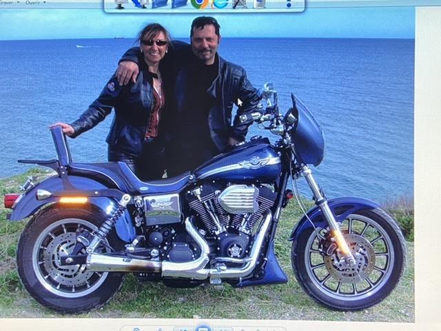 Mes ex Harley Davidson 3f836c10